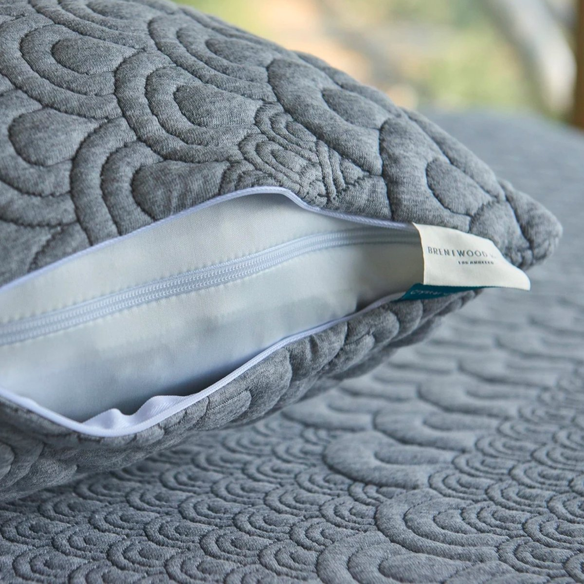 brentwood home crystal cove pillow review