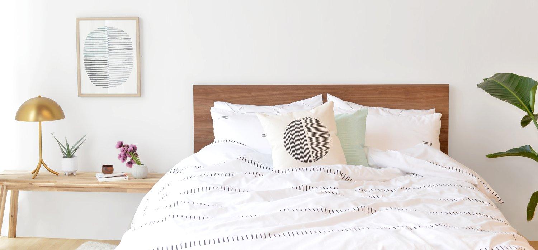the best 100% organic cotton sateen sheets