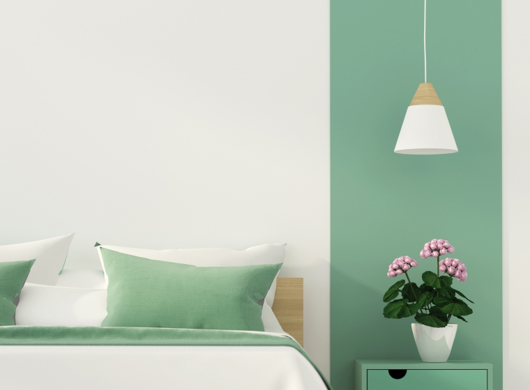 are peaceful colors from nature good for bedrooms?