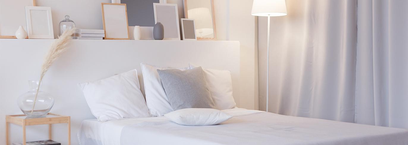 design a beautiful summer bedroom