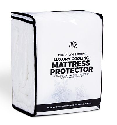 brooklyn bedding luxury cooling protector