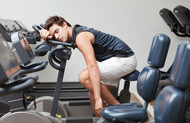 prevent the post workout snooze