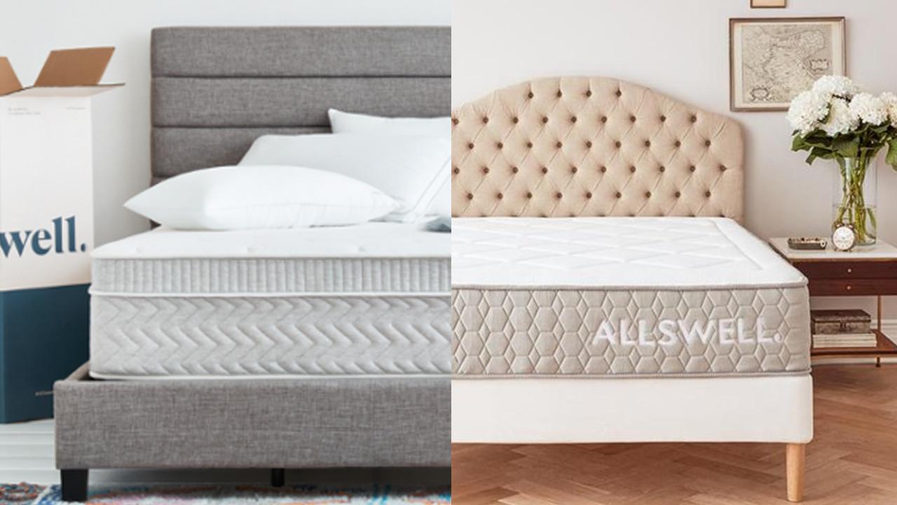 allswell mattress review supreme vs luxe