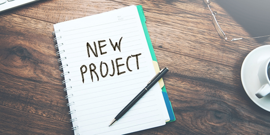 change your project
