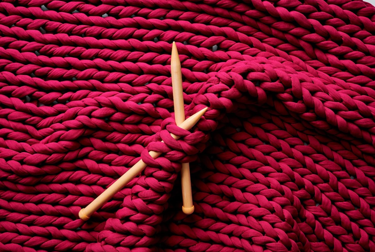 benefits of knitted blankets