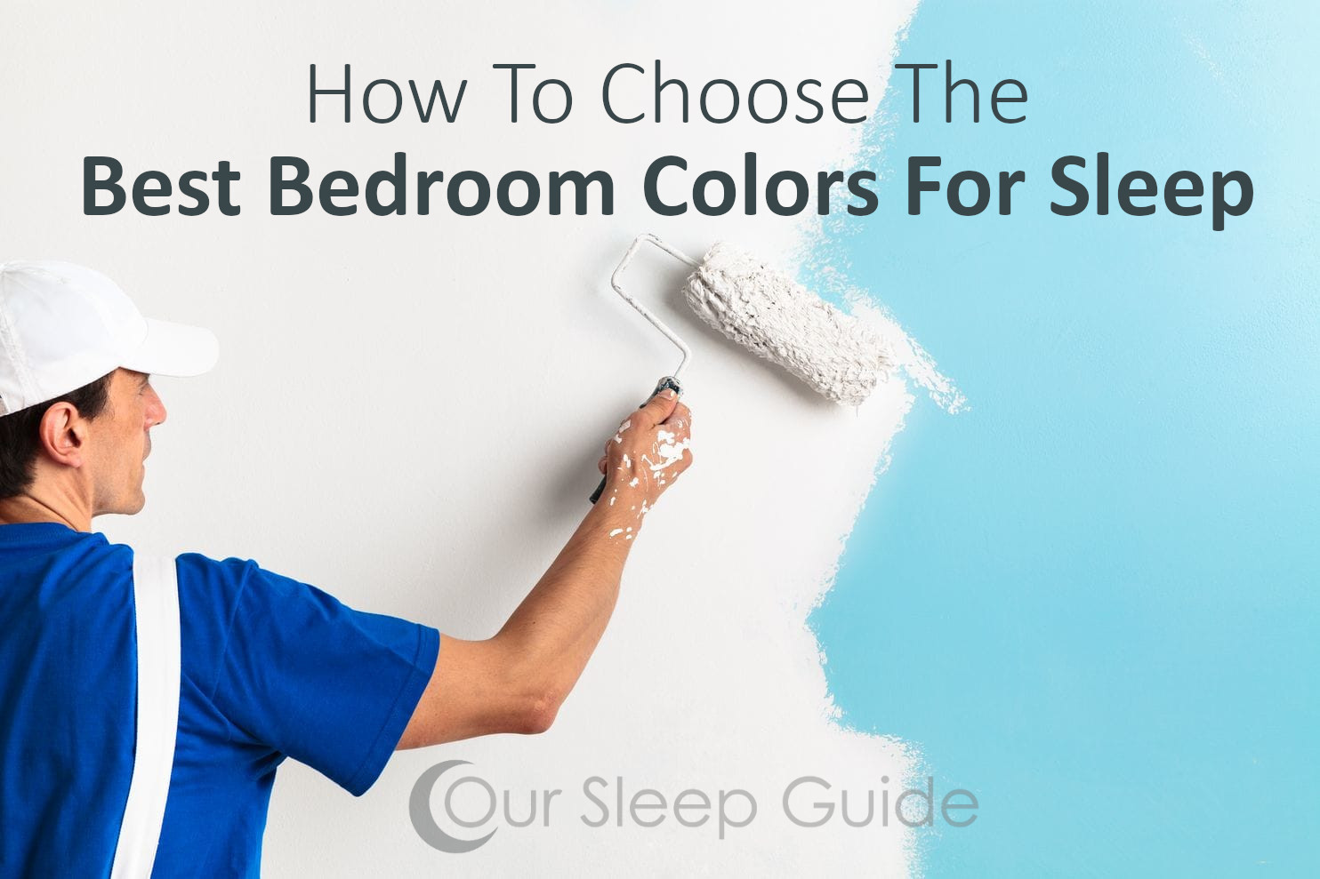 what are the best bedroom colors for sleep