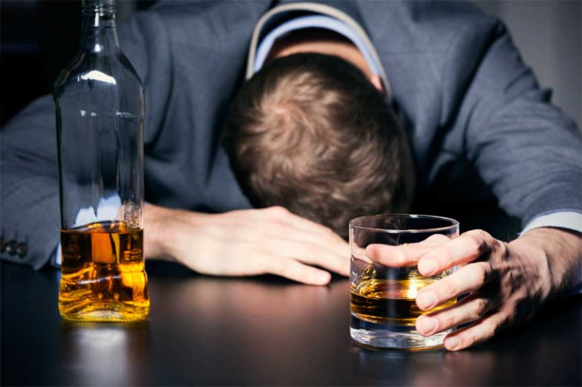 alcohol is ruining your sleep