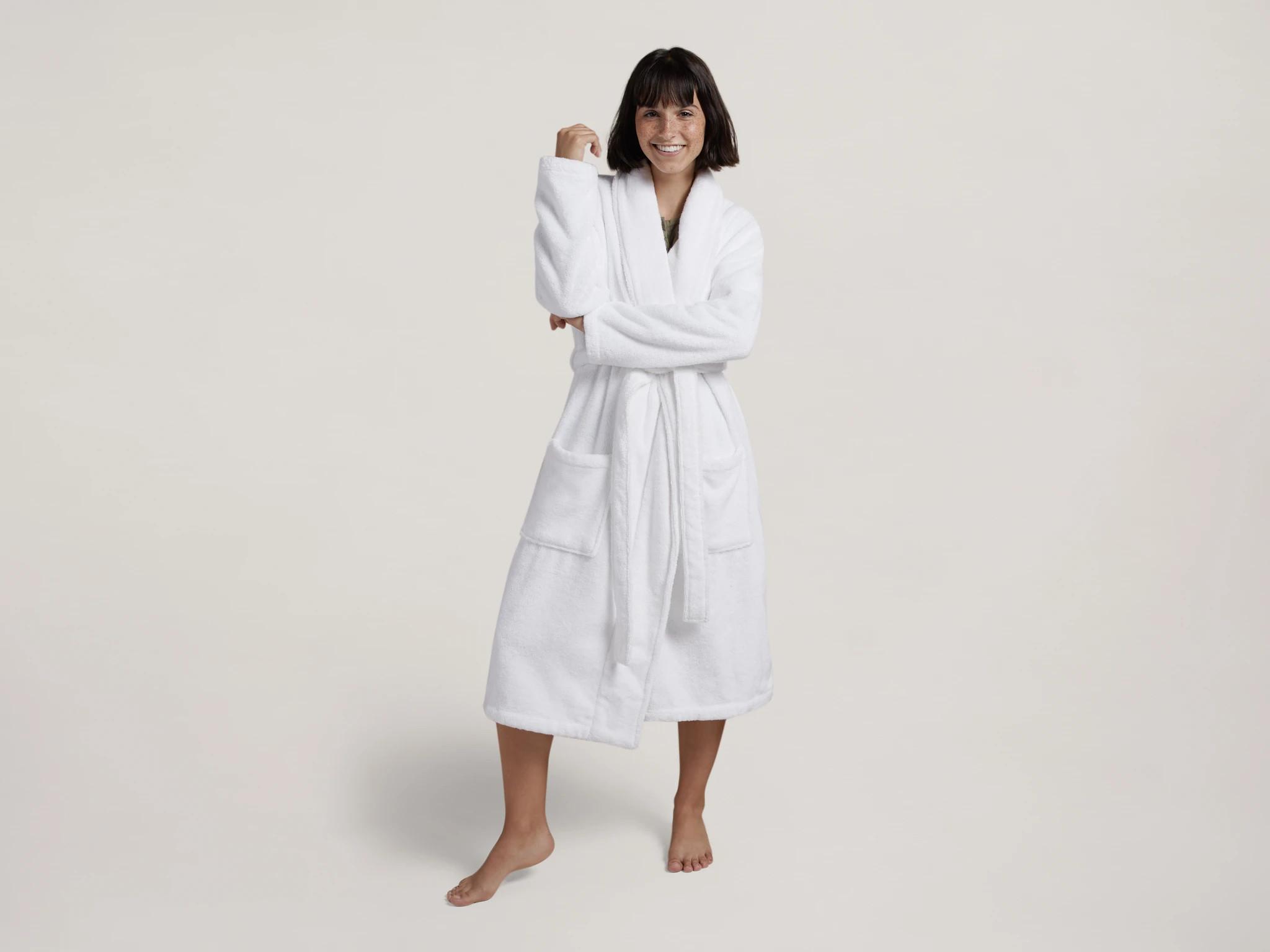 get a good robe