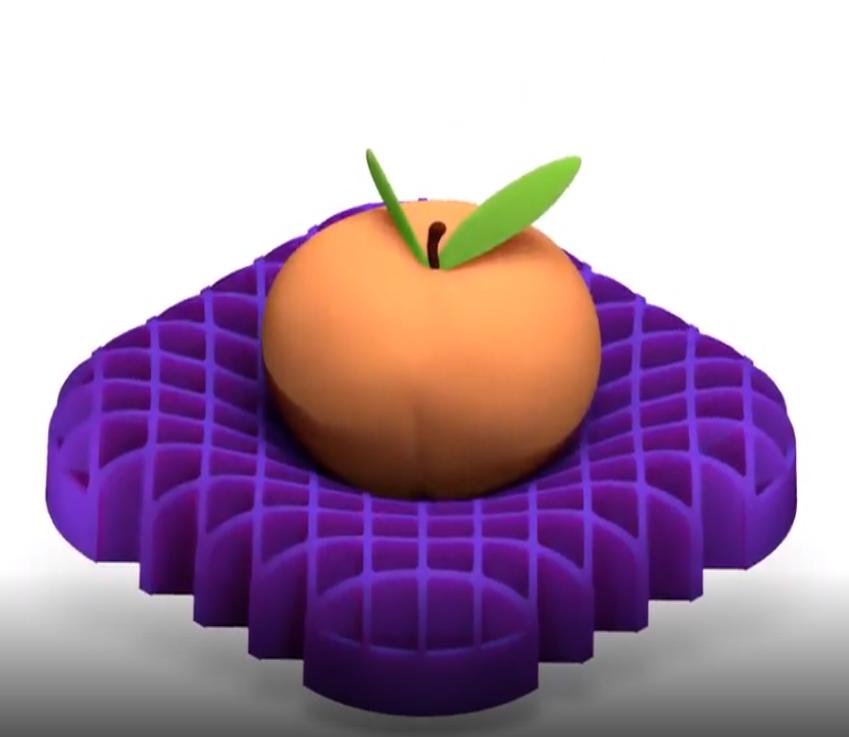 purple seat cushion comfort