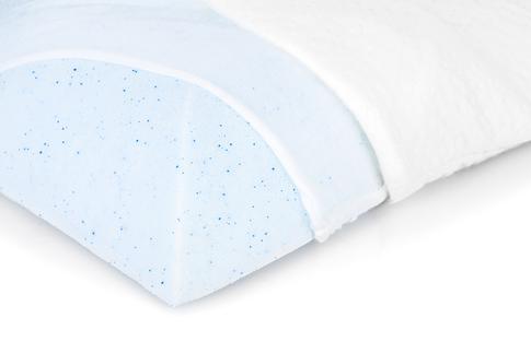 belly sleep pillow materials