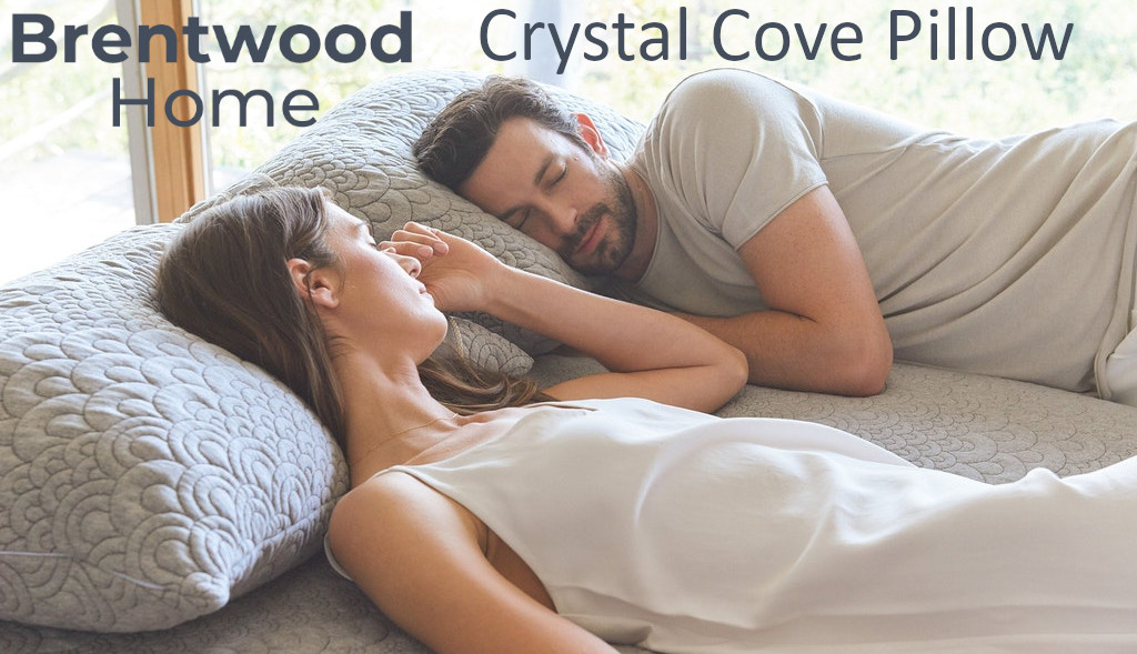 crystal cove pillow review from our sleep guide