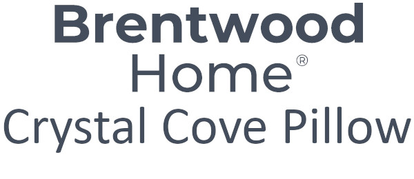crystal cove pillow brentwood home review