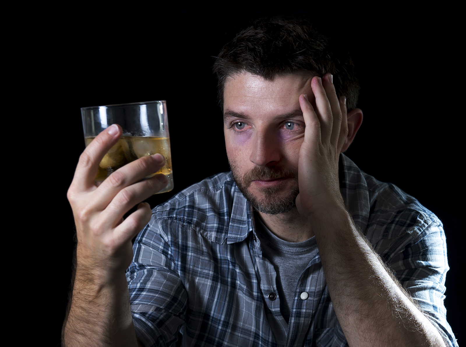 drinking depression and alcohol