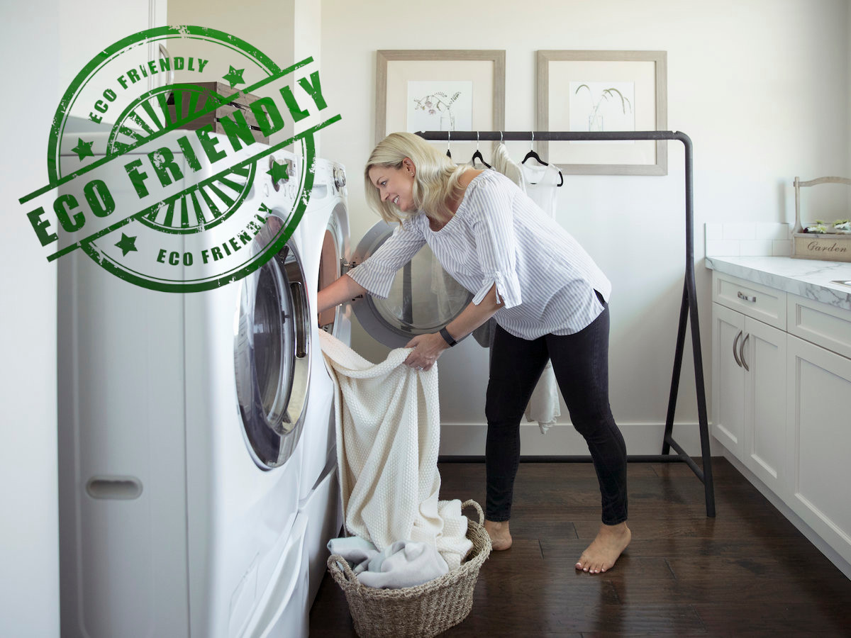 eco friendly washing your sheets