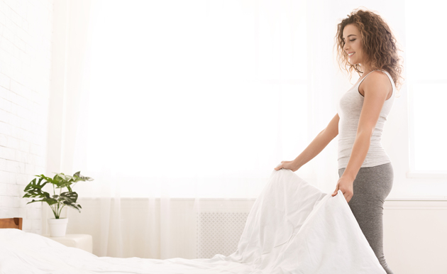 is the mattress protector pcm from eli elm comfortable?