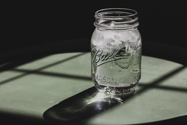 drink iced cold water before bed