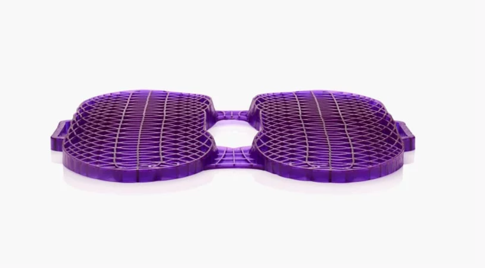 the everywhere purple seat cushion