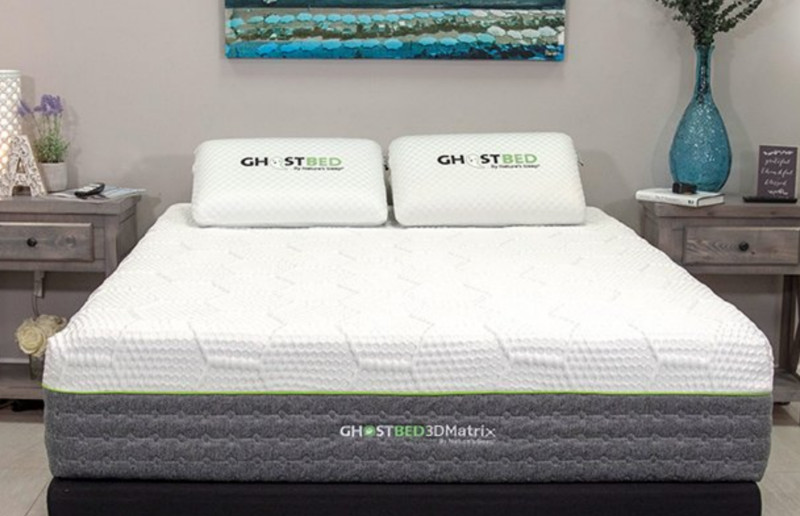 ghostbed 3d matrix mattress review