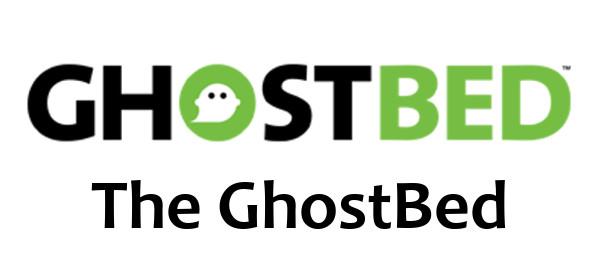 original ghostbed logo