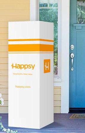 happsy mattress box