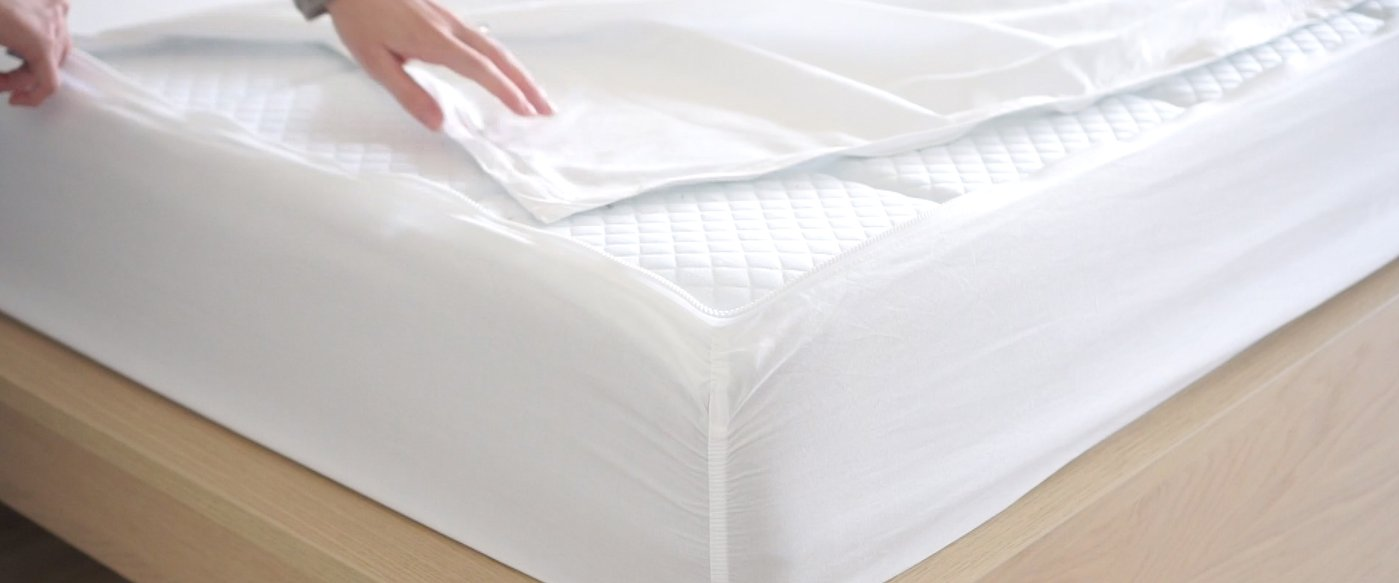easy on and off fitted sheet and duvet cover