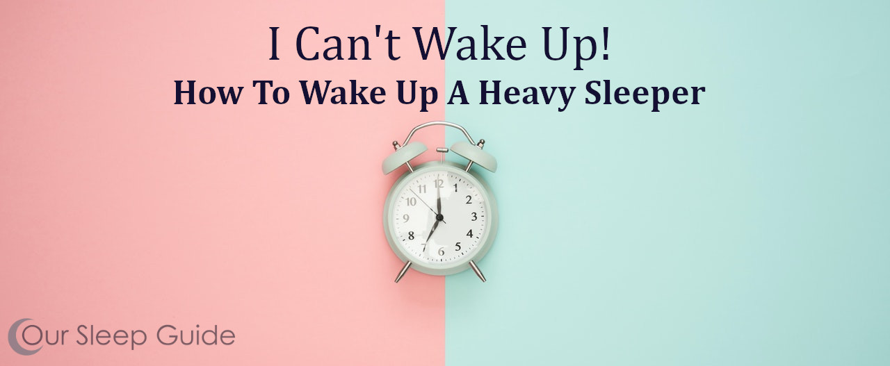 i can't wake up!