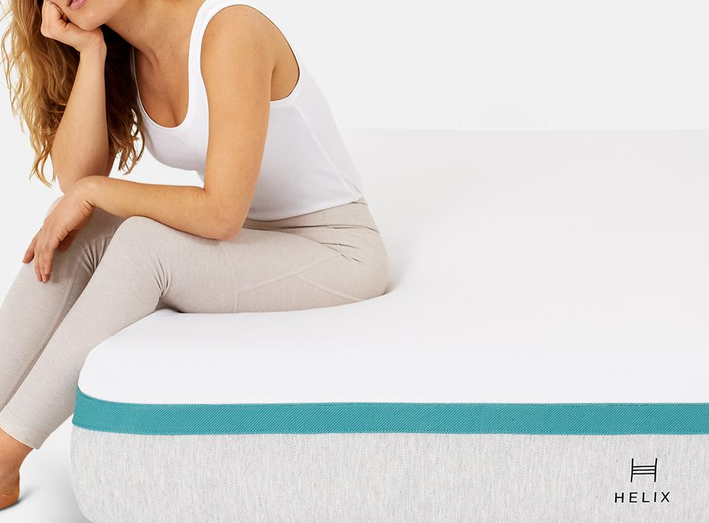 helix mattress solid edge support