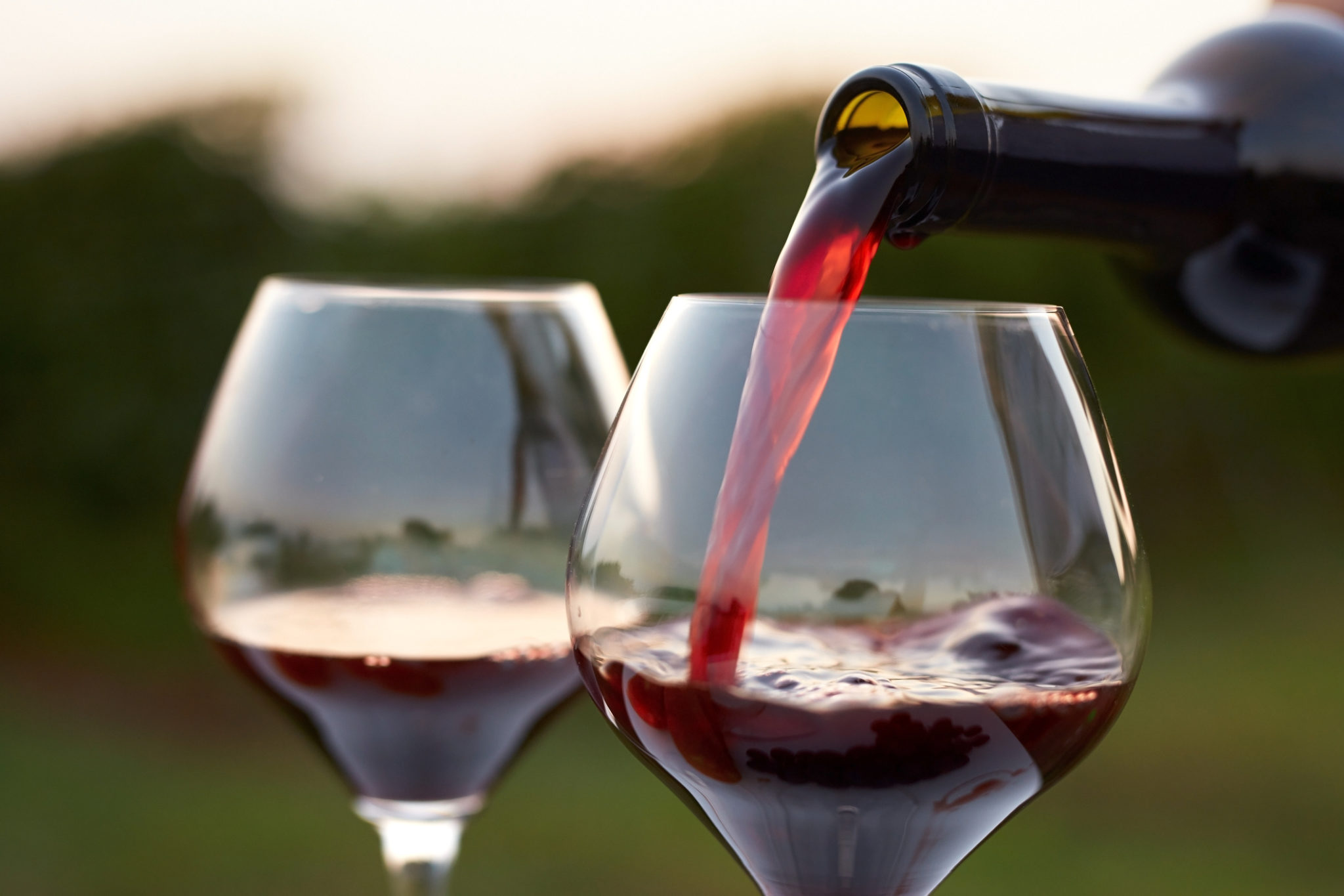 your nightly glass of wine could ruin your sleep
