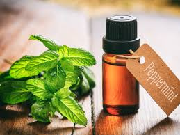 peppermint and other essential oils can stimulate and keep awake