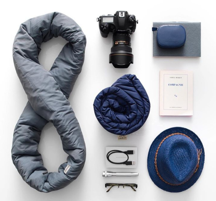 the infinity travel pillow review