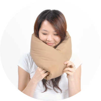 best nontraditional travel pillow on the market
