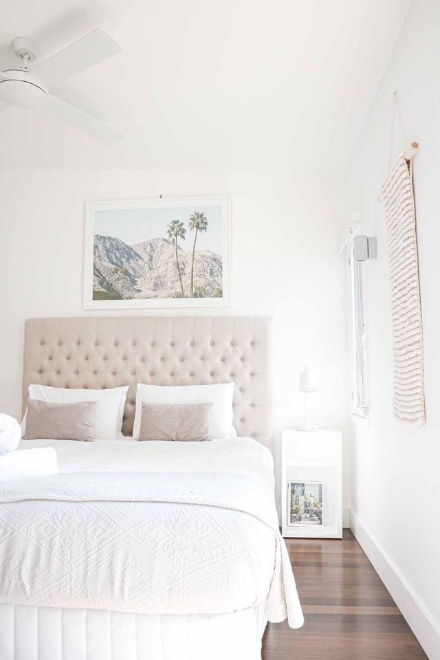 summer bedroom style