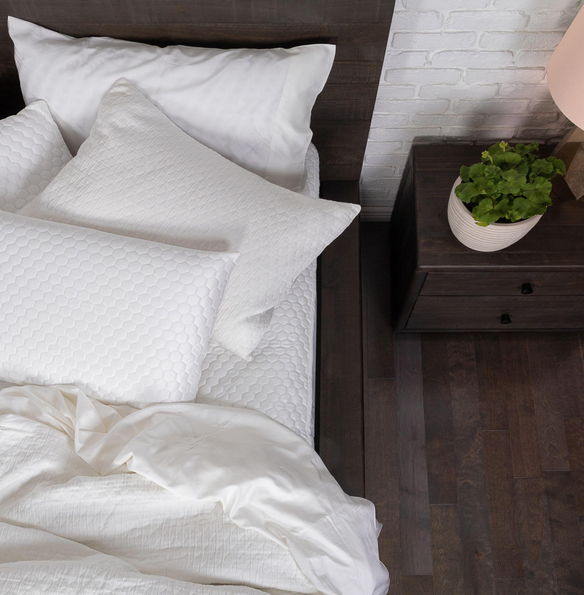 brooklyn bedding luxury cooling mattress protector