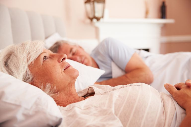 menopause and sleep tips