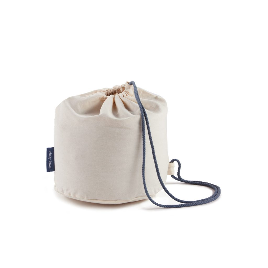 carrying case for travel pillow