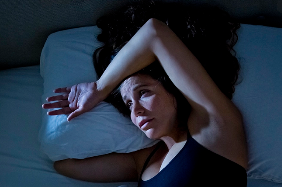 hot summer sweating sleep tips