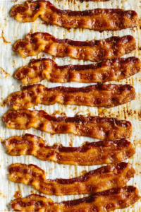 bacon in the oven mess free