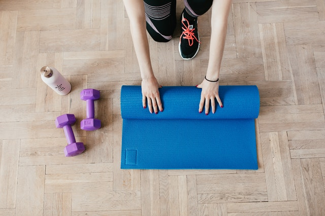 does working out help you sleep well