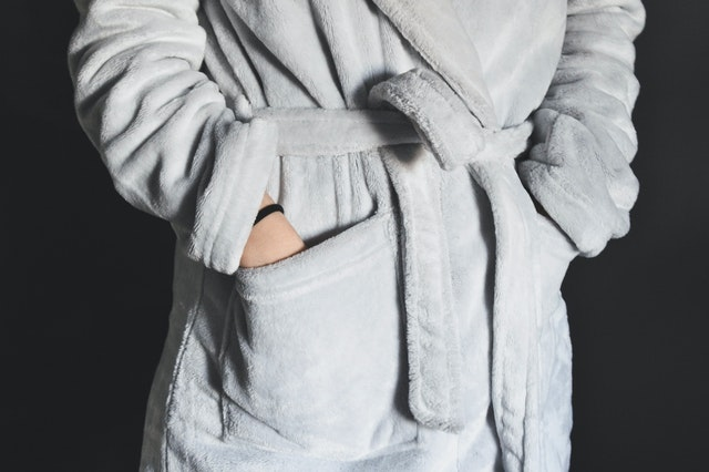 keep a robe close by