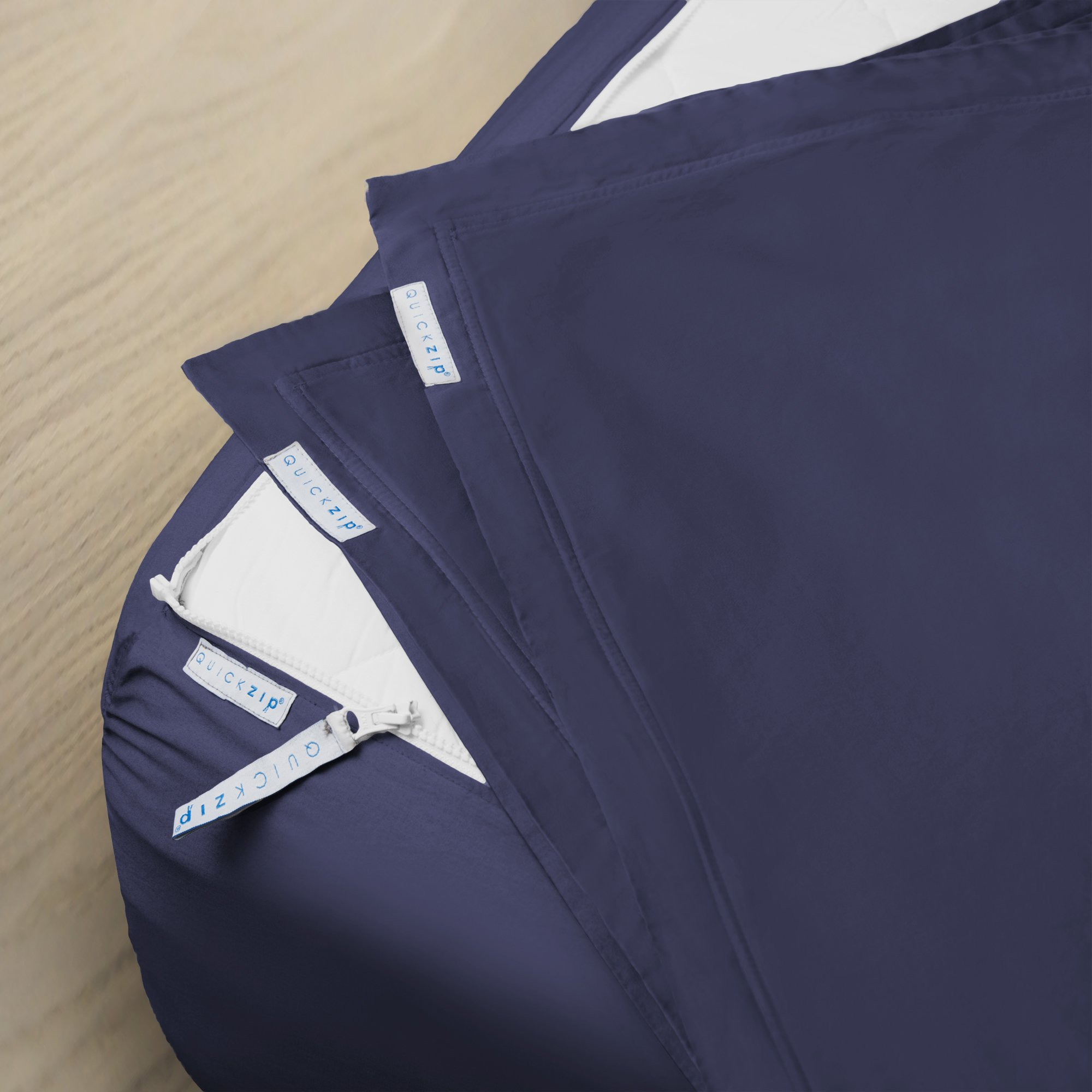 the quick zip zipper fitted sheet review