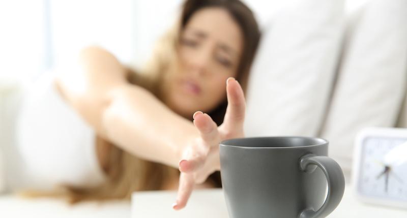 how to quite caffeine