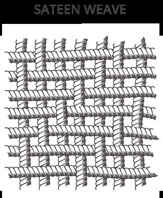 sateen weave