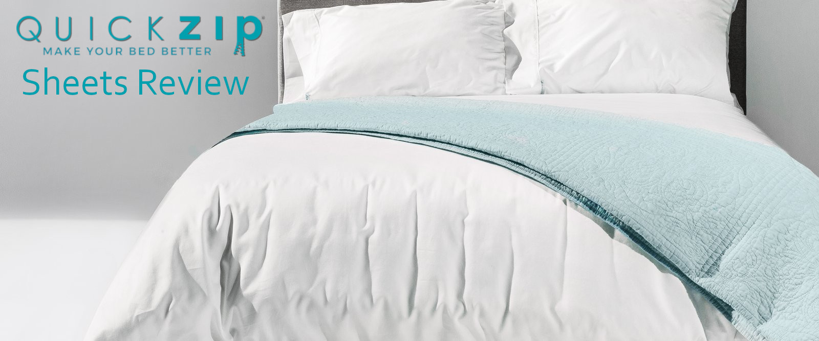 the quickzip zip up fitted sheet review