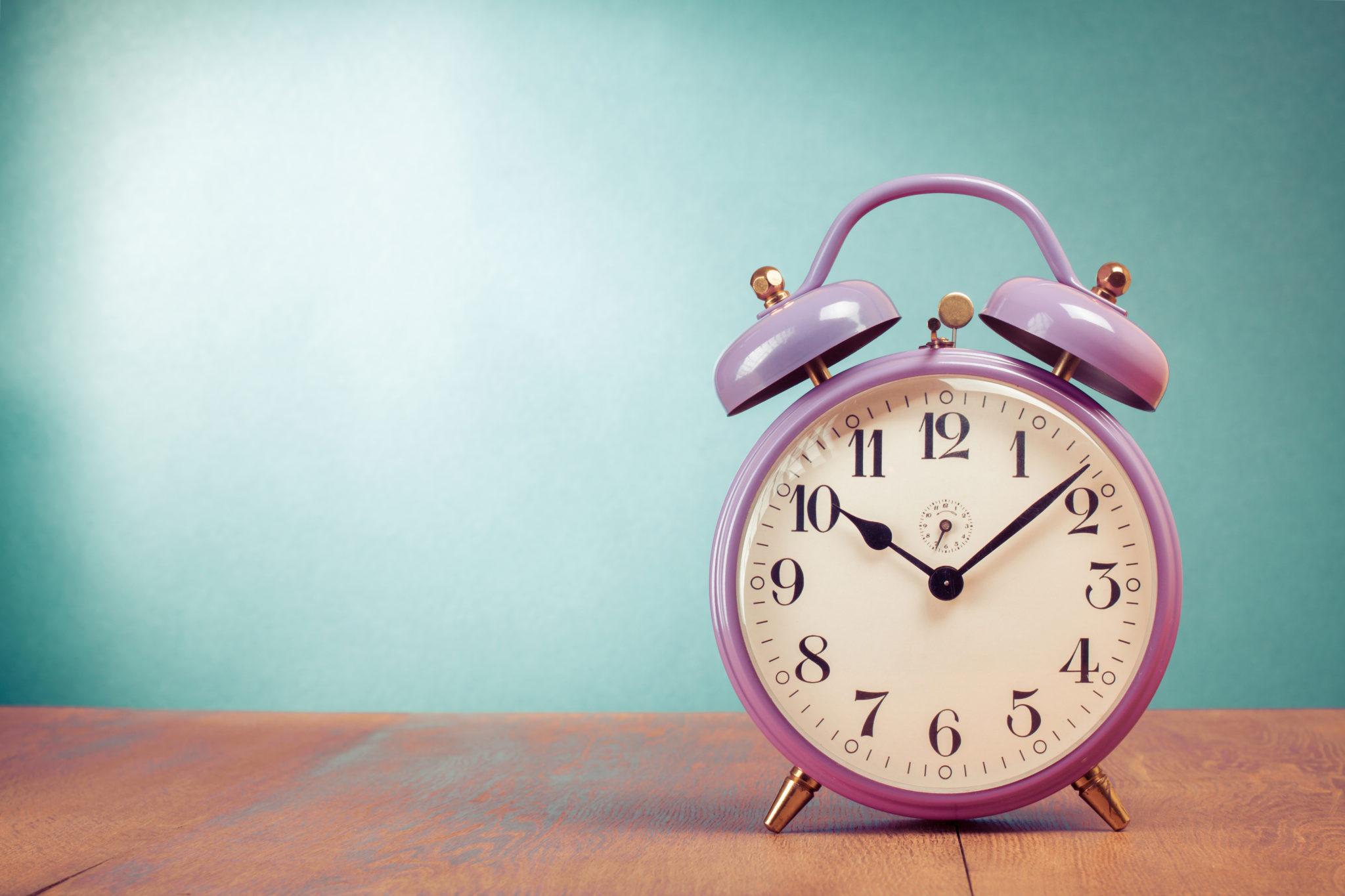 stick to your sleep routine