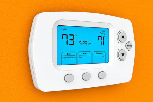 thermostat temperature for sleeping