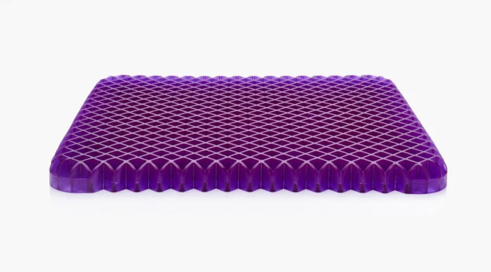 the simple cushion review for purple
