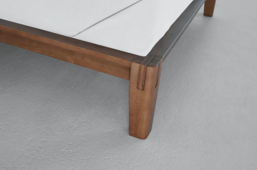 japanese joinery on the thuma bed