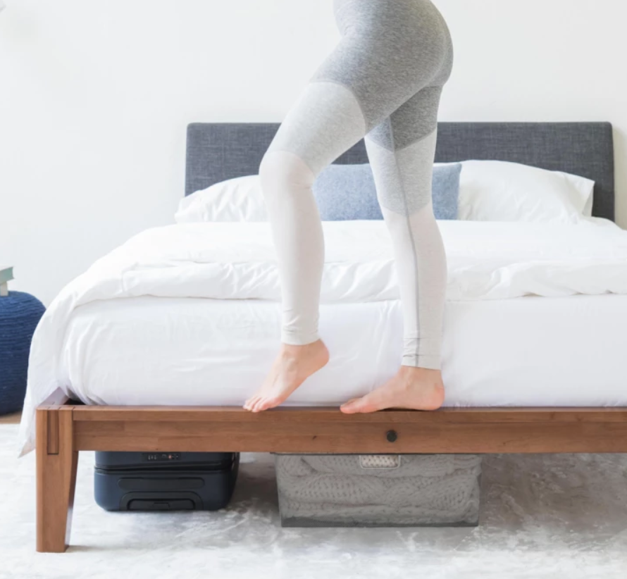minimalist thuma bed review