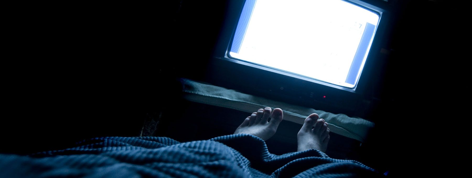 is tv in bed right for you