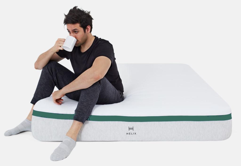 helix twilight mattress